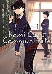 Komi-san wa, Komyushou desu.